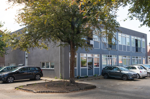 exterior building Spiraeastraat in Eindhoven
