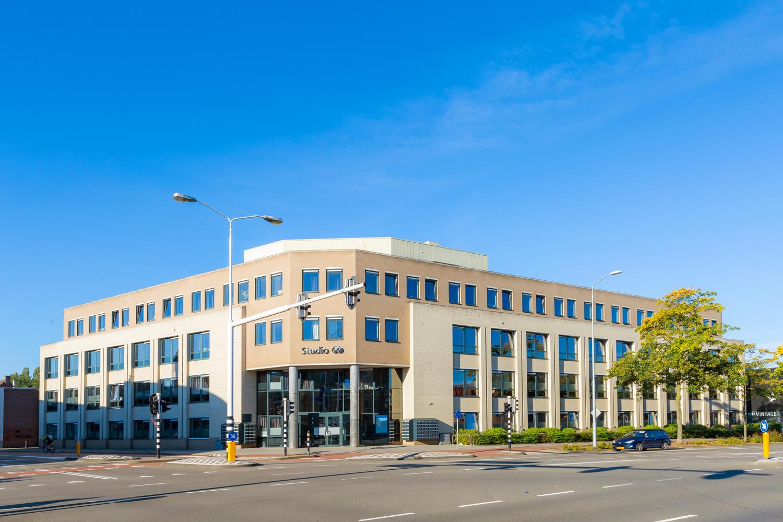 exterior building Studio 56 in Eindhoven