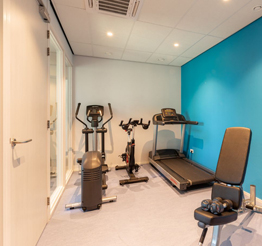 gym common area