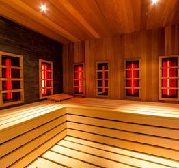 sauna in The Ridge