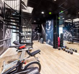 gym in The Ridge