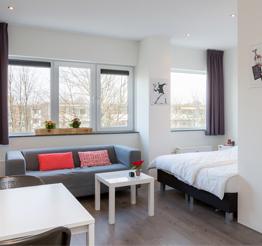interior in Van Heenvlietlaan