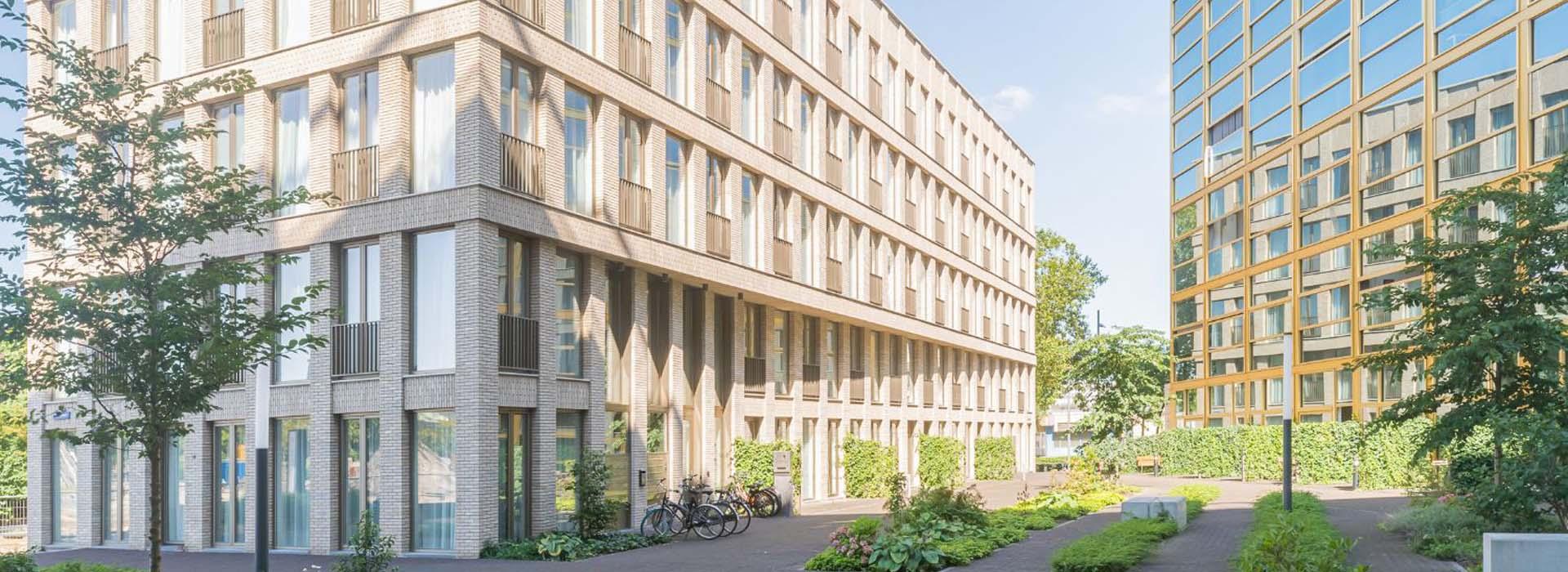 exterior Victoria Court in Eindhoven
