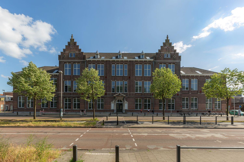 exterior building Vleuterhuys in Utrecht
