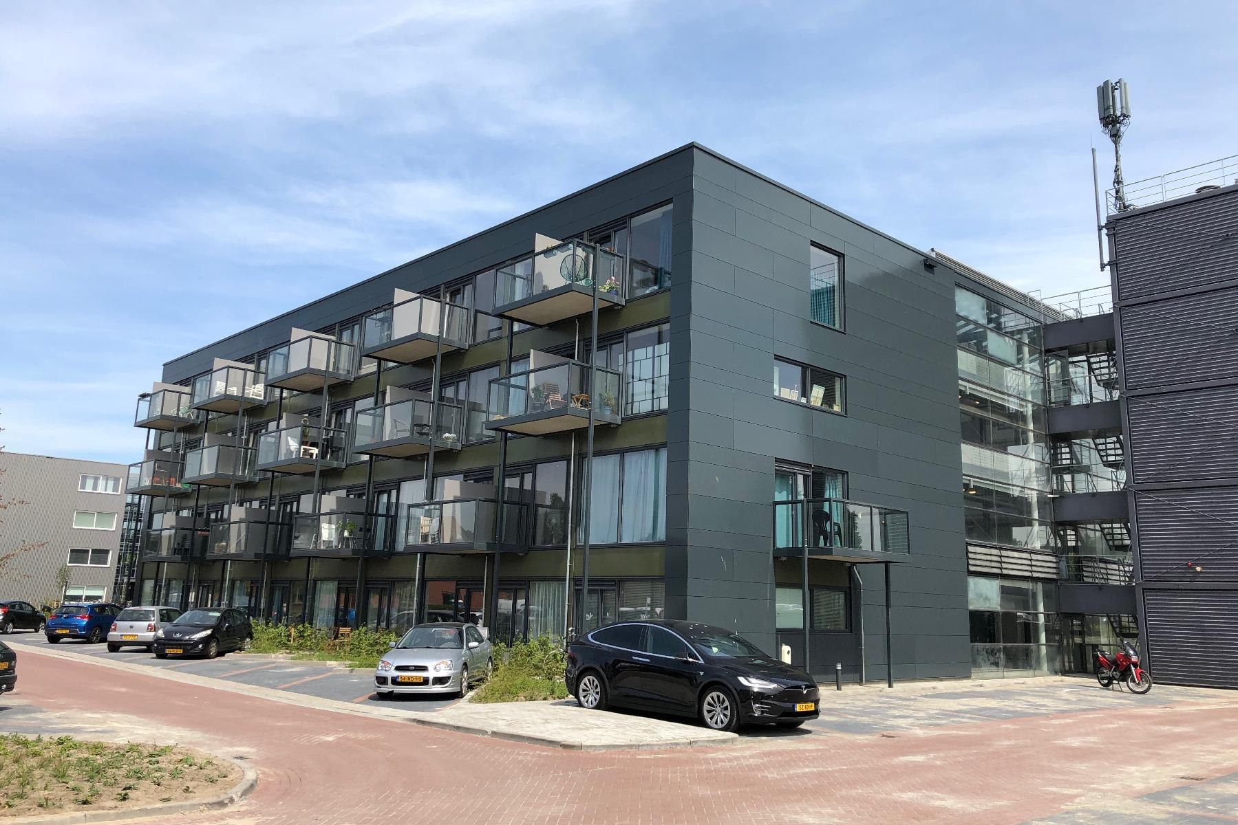 residential lofts in nieuwegein