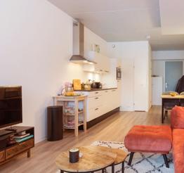 interior studio Wattbaan in Nieuwegein