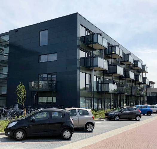 exterior Wattbaan in Nieuwegein
