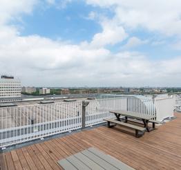 rooftop terrace WFC Lofts