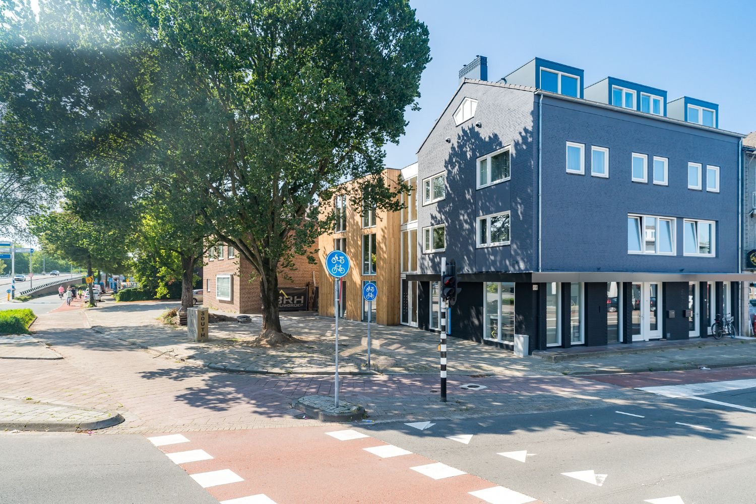 exterior building The Bakery in Eindhoven