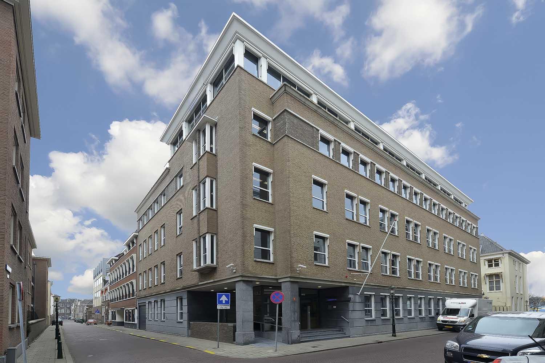 exterior Maritz in Den Haag
