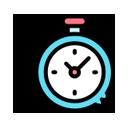 illustration clock