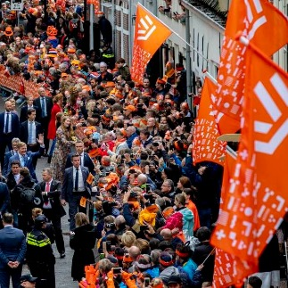Article What do we celebrate on King's Day?