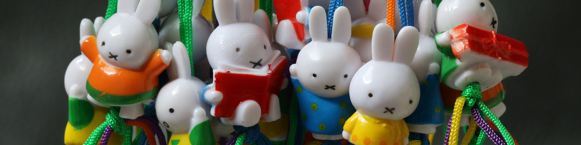 several Miffy's together