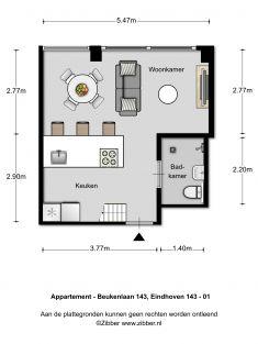 Beukenlaan 143-013