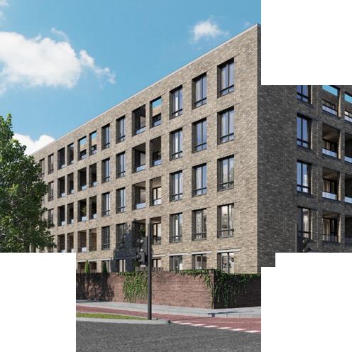 Sphinxkwartier - Maastricht